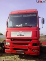 Vand din dezmembrari orice piesa MAN TGA Dezmembrări camioane în Ploiesti, Prahova Dezmembrari