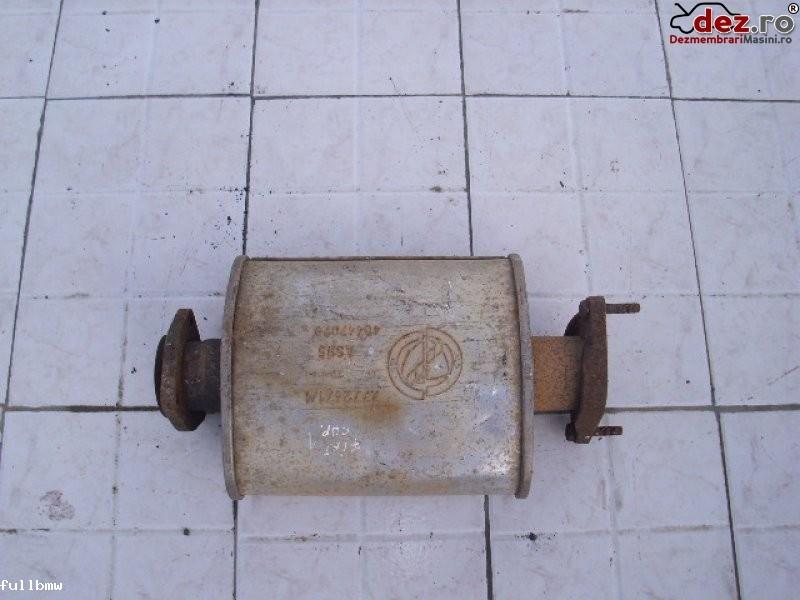 Vand toba intermediara fiat coupe 1 8 16v `97   50 lei  Dezmembrări auto în Urziceni, Ialomita Dezmembrari