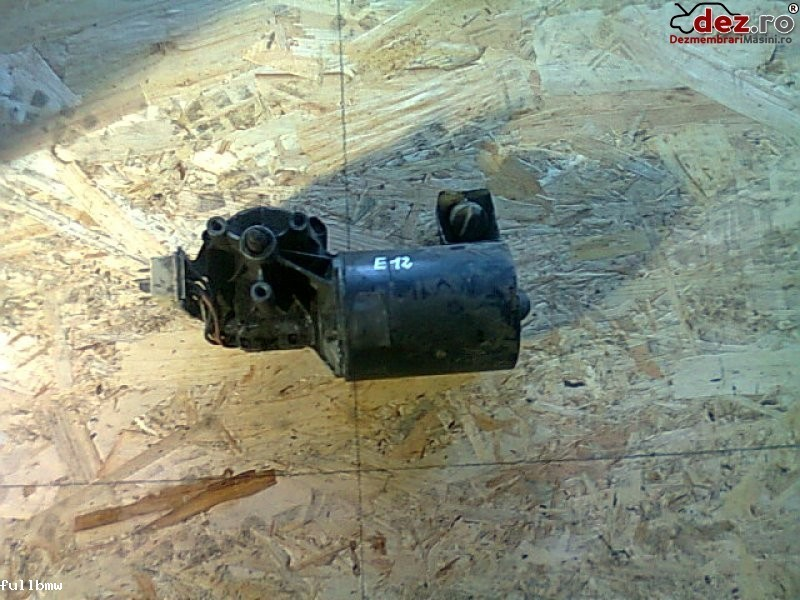 Vand motoras stergatoare bmw e12 78` Dezmembrări auto în Urziceni, Ialomita Dezmembrari