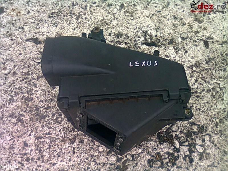 Vand carcasa filtru aer lexus gs300 3 0i 96` Dezmembrări auto în Urziceni, Ialomita Dezmembrari