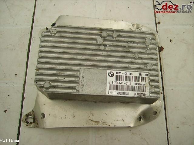 Vand Modul Icm Bmw E71 X6 Cod 6 794 679 01x Dezmembrări auto în Urziceni, Ialomita Dezmembrari