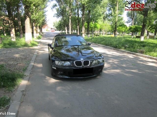 Dezmembrez Bmw Z3 2 8i M52 B28 1999 Cabrio Dezmembrări auto în Urziceni, Ialomita Dezmembrari