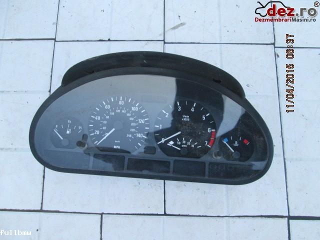 Ceasuri bord BMW 323 2000 Piese auto în Urziceni, Ialomita Dezmembrari