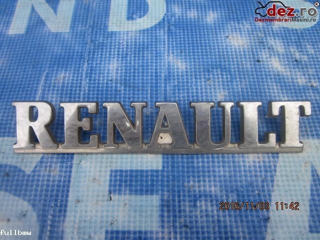 Emblema Renault Safrane 1999 Piese auto în Urziceni, Ialomita Dezmembrari