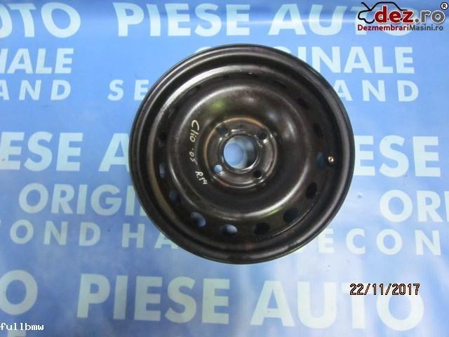 Jante tabla Renault Clio 2005
