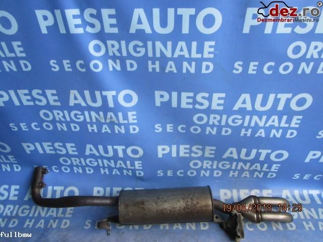 Toba de esapament finala Audi A4 1997 Piese auto în Urziceni, Ialomita Dezmembrari