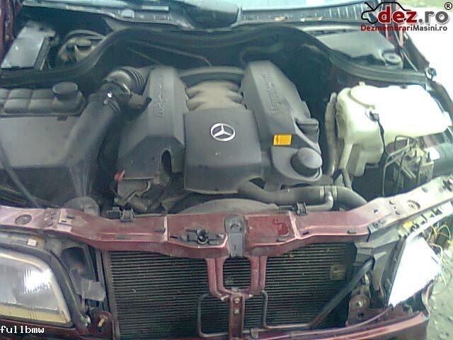 Motor Fara Subansamble Mercedes C 240 1998 Piese auto în Urziceni, Ialomita Dezmembrari