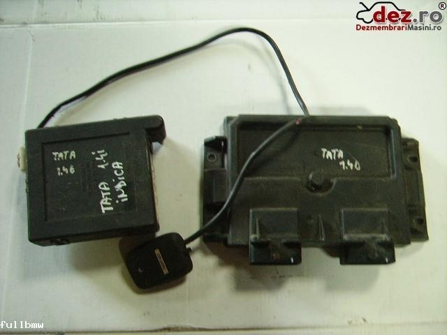 Calculator motor Tata Indica 2001 Piese auto în Urziceni, Ialomita Dezmembrari