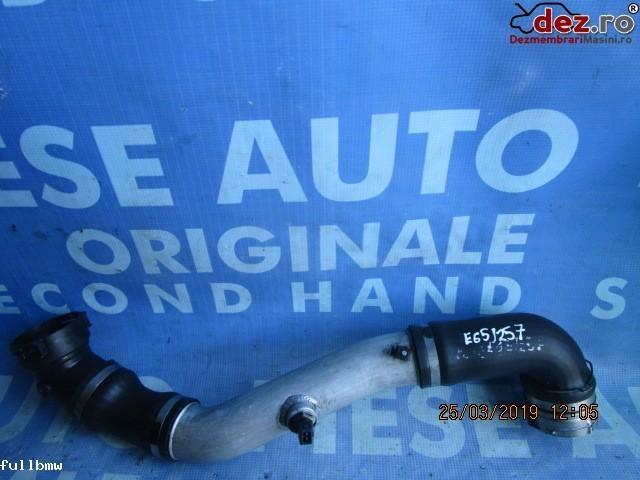 Furtun intercooler BMW Seria 7 2004 Piese auto în Urziceni, Ialomita Dezmembrari