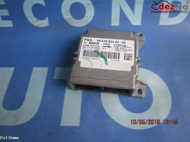Calculator airbag Peugeot 207 2008