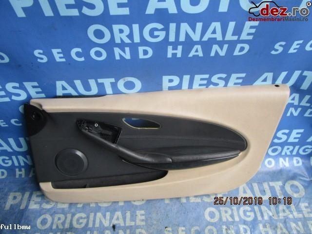 Tapiterie usa BMW 633 2004 Piese auto în Urziceni, Ialomita Dezmembrari