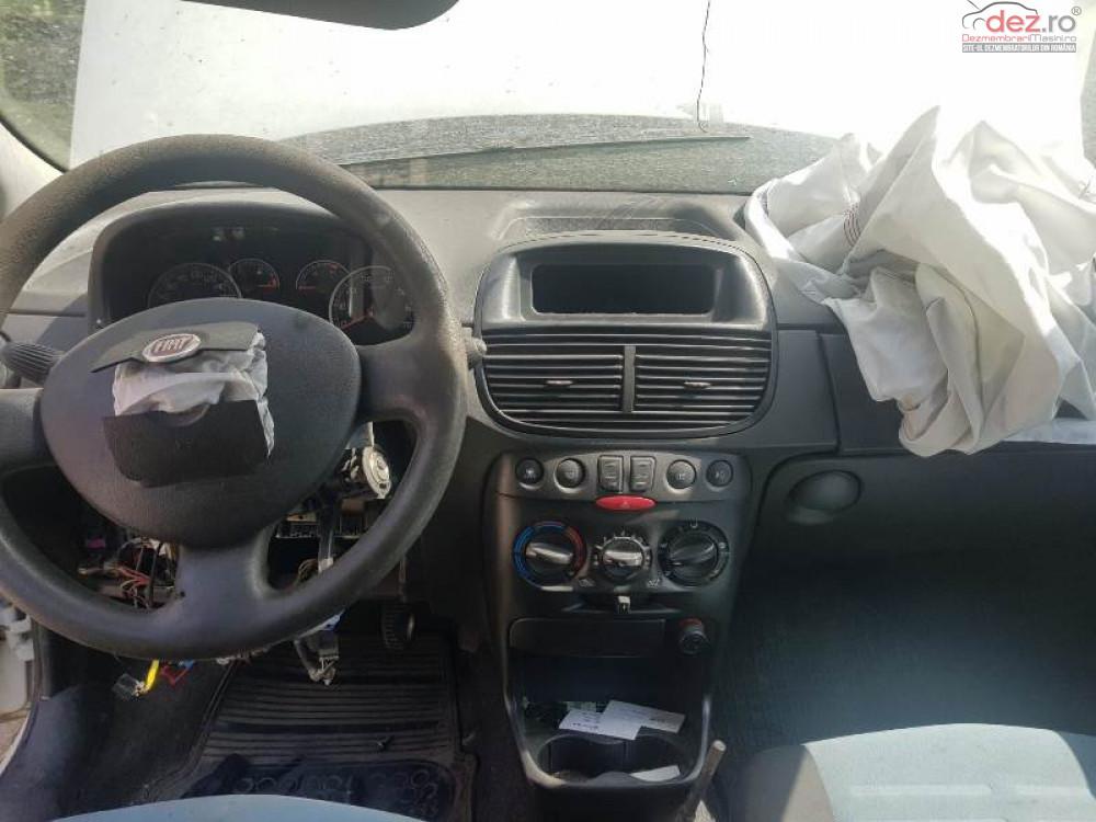 Dezmembrez Fiat Punto 1 2i (1242cc  44 Kw  60 Hp) 2008 (facelift)  Dezmembrări auto în Urziceni, Ialomita Dezmembrari