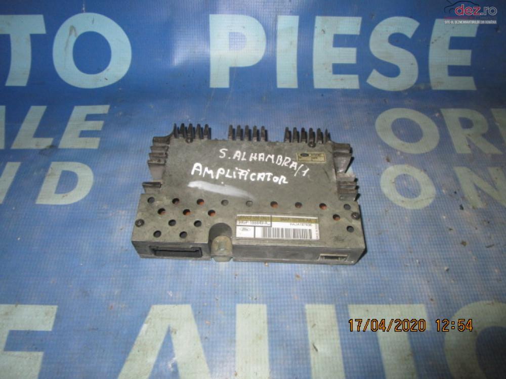 Statie Audio  Auto Seat Alhambra 1999  94ap18t806aa  Piese auto în Urziceni, Ialomita Dezmembrari