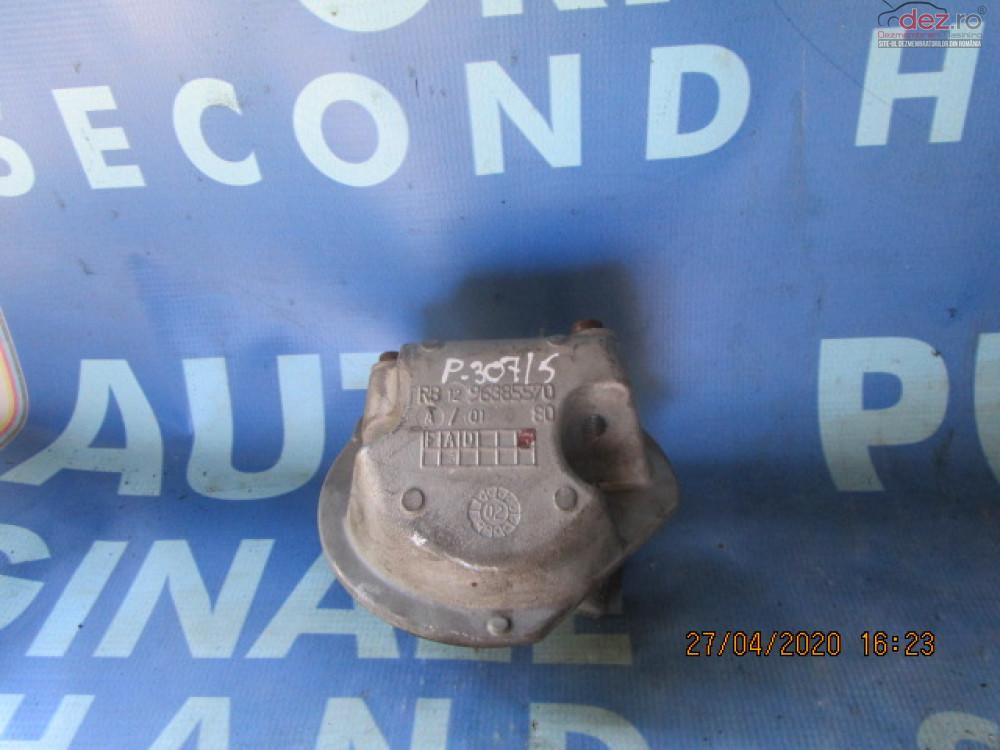 Suporti Motor Peugeot 307 1 6 16v 2002  Cod  9638557080  Piese auto în Urziceni, Ialomita Dezmembrari