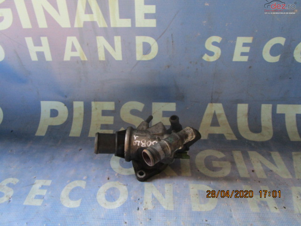 Vand Cot Termostat Fiat Doblo 1  9d 2003  Cod  46758434  Dezmembrări auto în Urziceni, Ialomita Dezmembrari