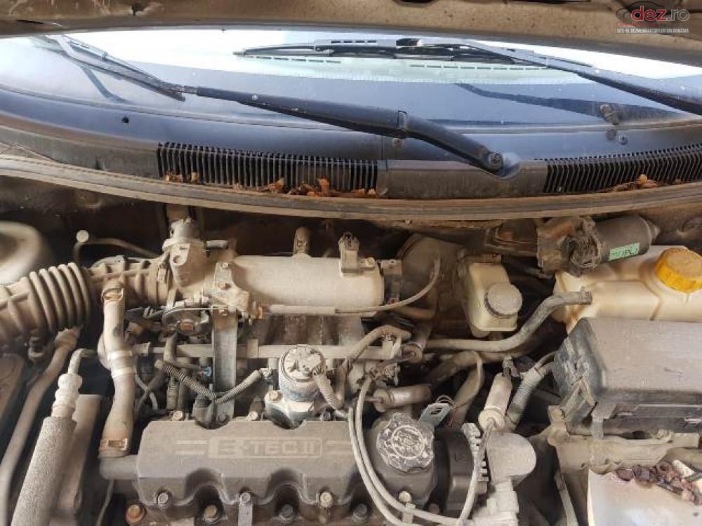 Motor Chevrolet Kalos 1 4i (1399cc  61kw  83hp) 2005  Piese auto în Urziceni, Ialomita Dezmembrari