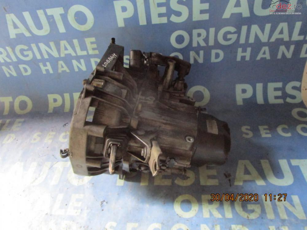 Cutie Viteze Manuala Dacia Logan 1 4mpi   8200213745  Piese auto în Urziceni, Ialomita Dezmembrari