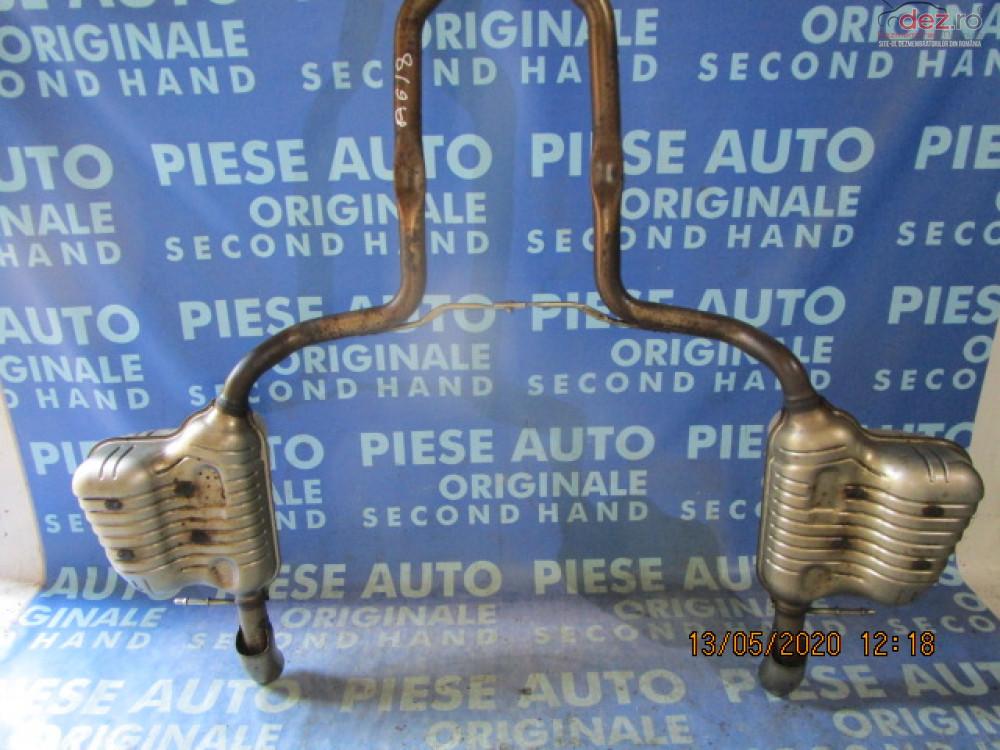 Toba Finala Audi A6 C6 3 0tdi Quattro  Piese auto în Urziceni, Ialomita Dezmembrari