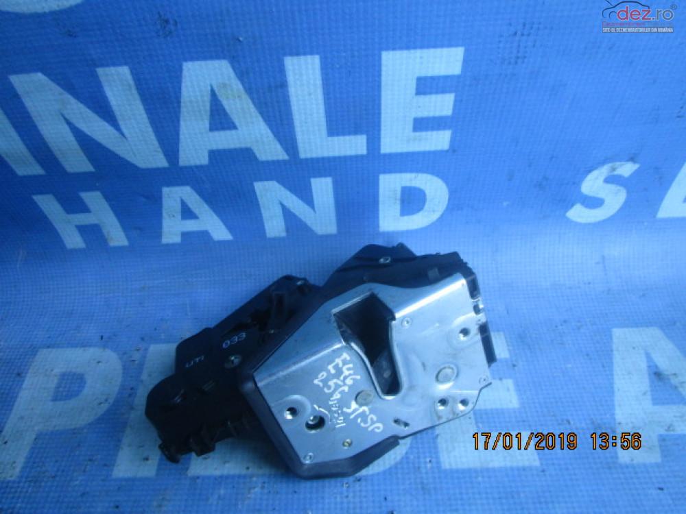 Broasca Usa Bmw E46  Htl 033  Dezmembrări auto în Urziceni, Ialomita Dezmembrari