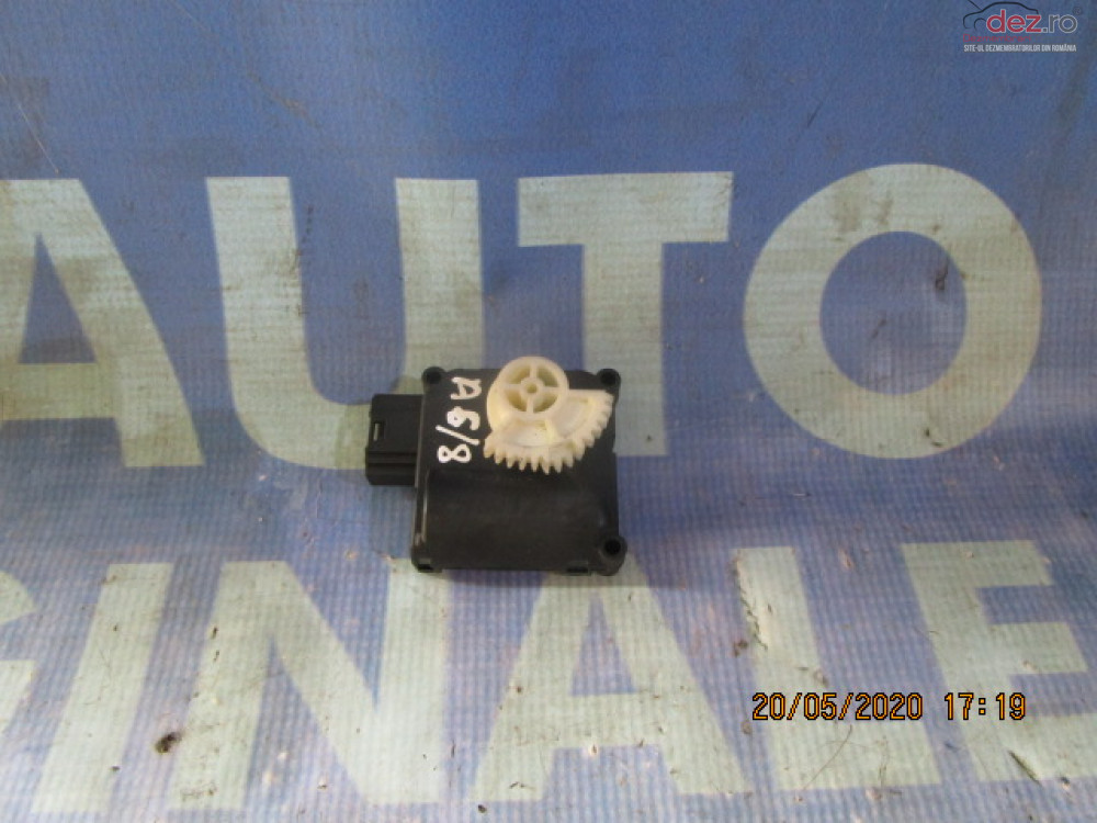 Motoras Clapeta Aeroterma Audi A6 C6 2006   4f0820511b  Piese auto în Urziceni, Ialomita Dezmembrari