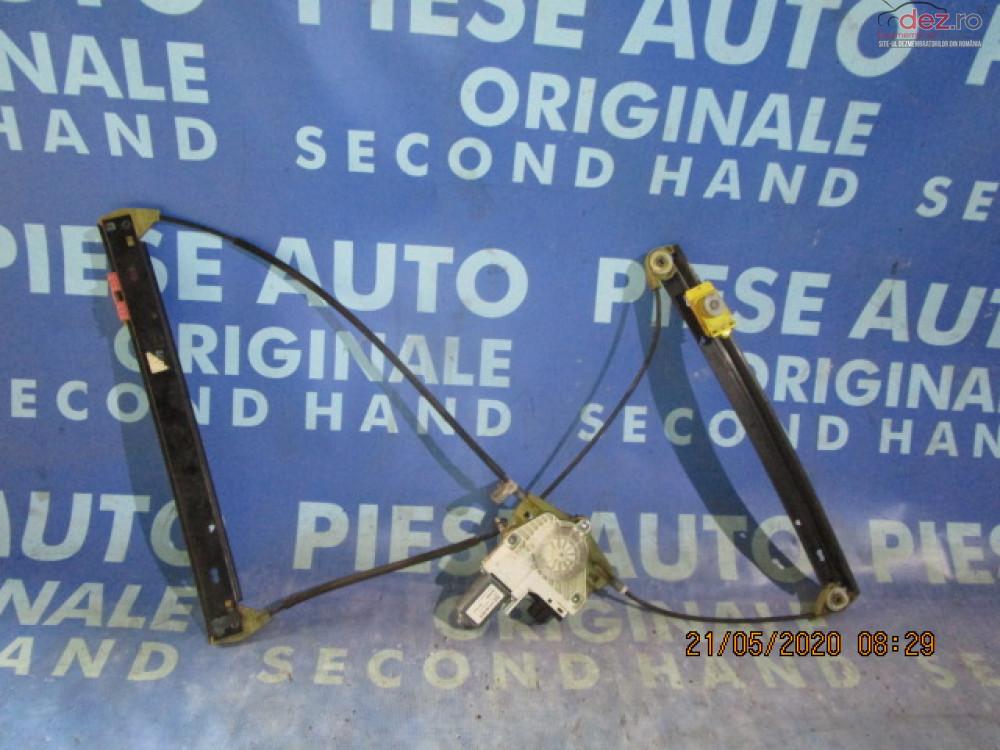 Macarale Electrice Audi A6 C6 2005   4f0837461d // 4f0837462d  Piese auto în Urziceni, Ialomita Dezmembrari