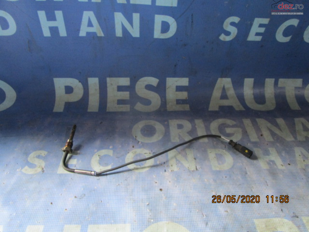Senzor Temperatura Gaze Audi A6 C6 3 0tdi  05987100615  Piese auto în Urziceni, Ialomita Dezmembrari