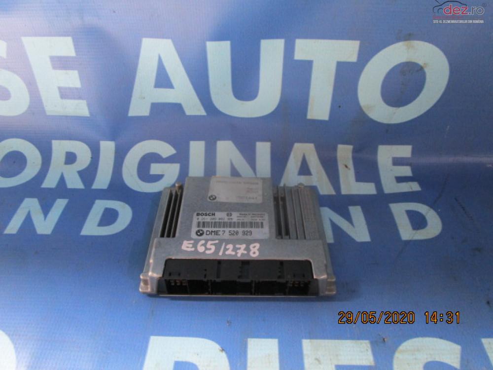 Calculator Motor (incomplet) Bmw E65 735i 7520929 Piese auto în Urziceni, Ialomita Dezmembrari