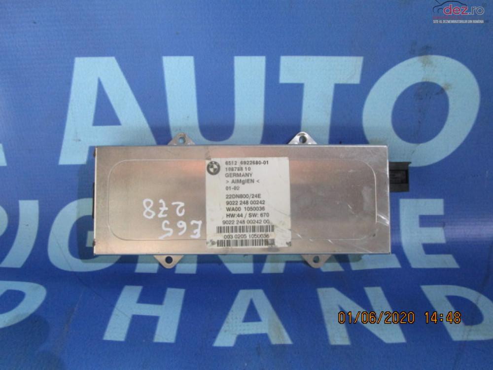 Antena Bmw E65 6922680 (amplificator) Piese auto în Urziceni, Ialomita Dezmembrari
