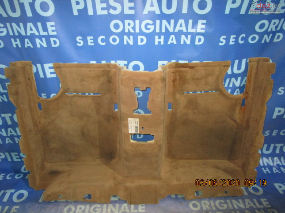 Vand Mocheta Interior Bmw E65 2002 (spate) Dezmembrări auto în Urziceni, Ialomita Dezmembrari