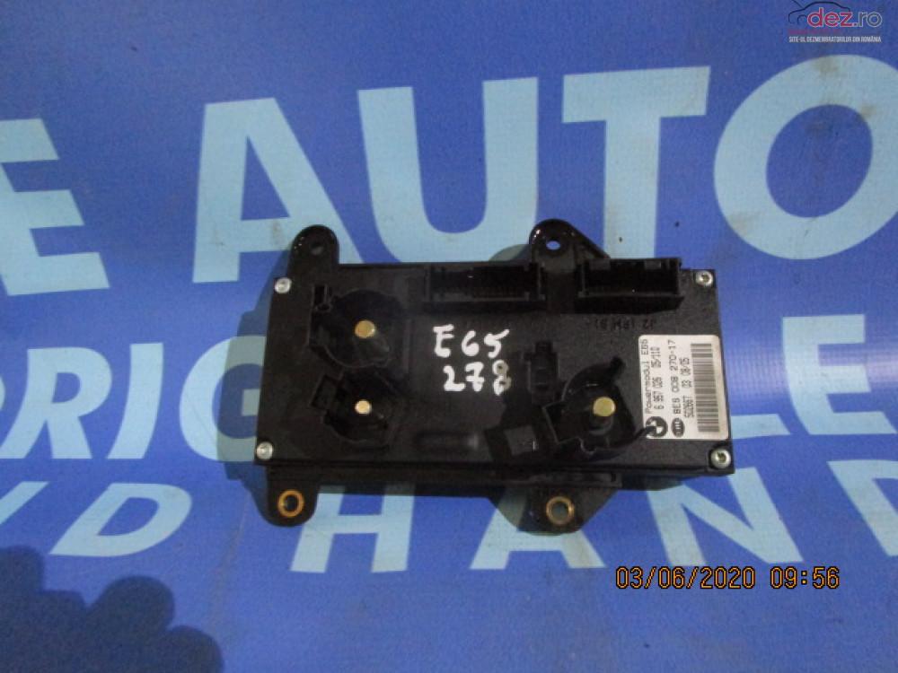 Modul Control Baterie Bmw E65 6957026 Piese auto în Urziceni, Ialomita Dezmembrari