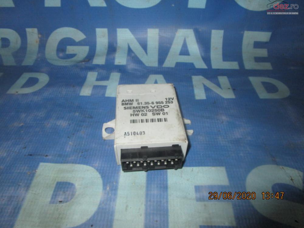 Modul Carlig Remorca Bmw E46 6955253 Piese auto în Urziceni, Ialomita Dezmembrari