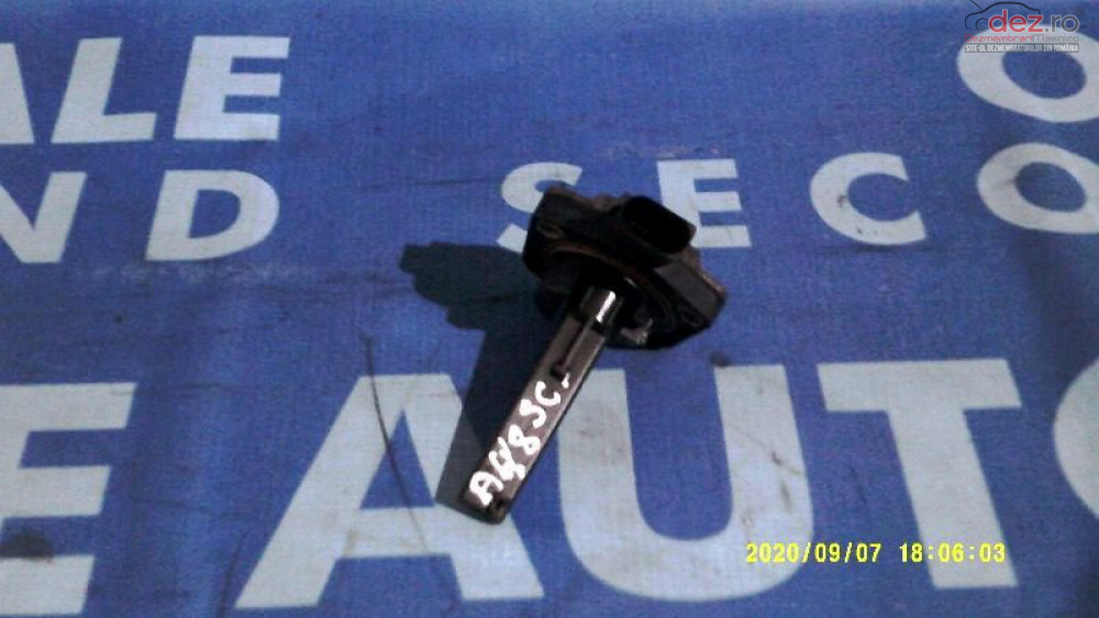 Senzor Nivel Ulei Audi A6 C6 3 0tdi Quattro 2006 06e907660 Piese auto în Urziceni, Ialomita Dezmembrari