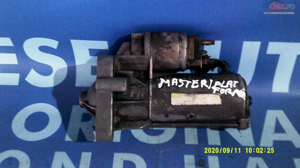 Electromotor Renault Master 2 5dci 8200106788 Piese auto în Urziceni, Ialomita Dezmembrari