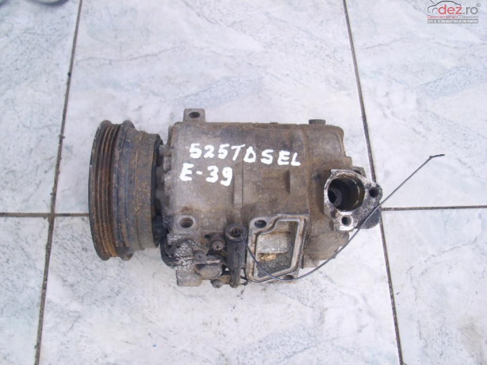 Compresor Ac Bmw E39 525tds 2 5tds M51 (defect) Piese auto în Urziceni, Ialomita Dezmembrari