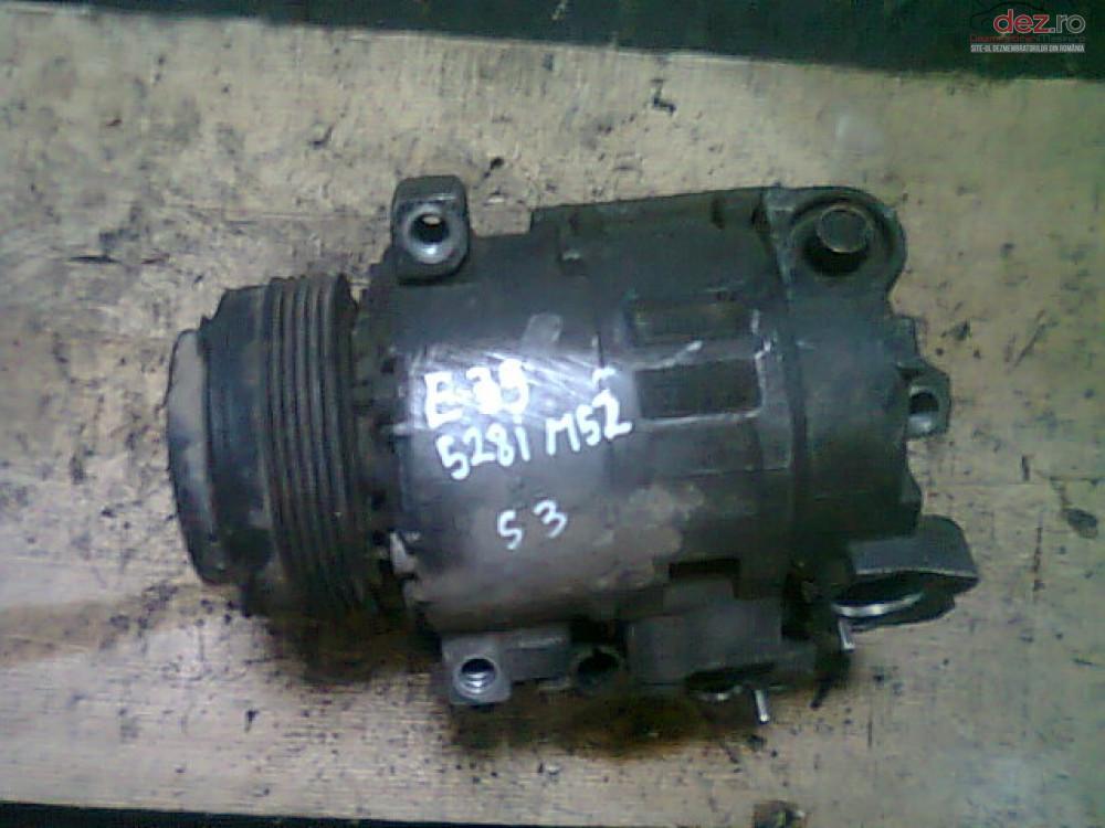 Compresor Ac Bmw E39 528i 2 8i M52s3 Piese auto în Urziceni, Ialomita Dezmembrari