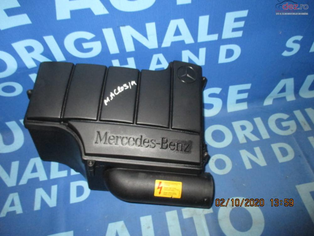 Carcasa Filtru Aer Mercedes A160 W168 1 6i A1660940001 Piese auto în Urziceni, Ialomita Dezmembrari