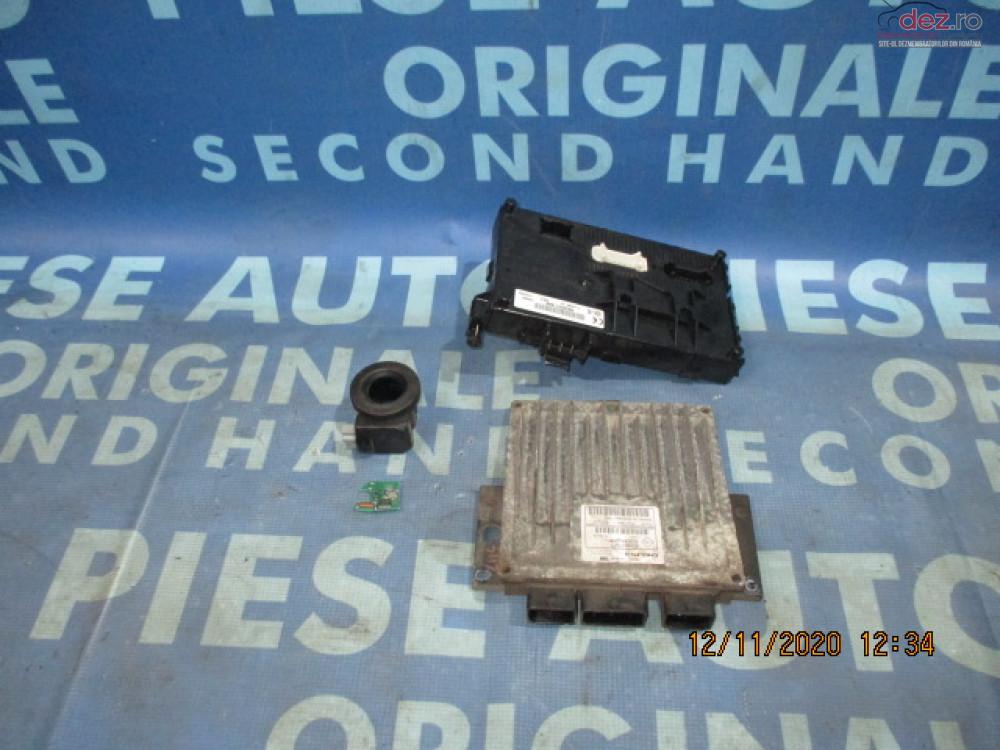 Calculator Motor Cu Cip Renault Clio 1 5dci 8200331477 Piese auto în Urziceni, Ialomita Dezmembrari
