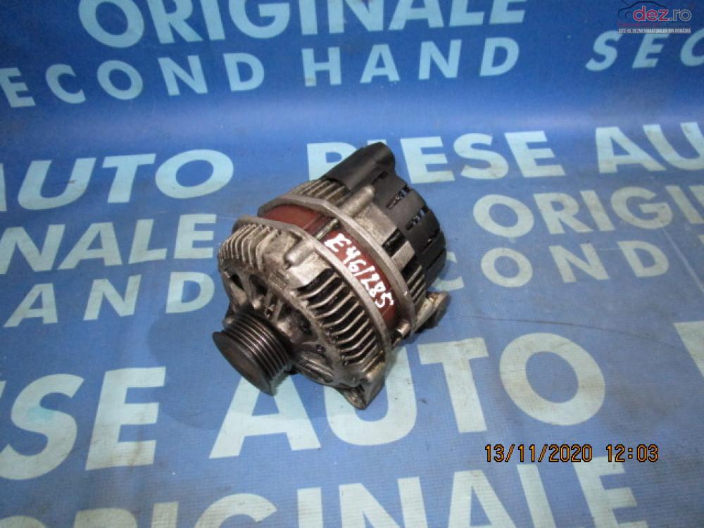 Alternator Bmw E46 330d 3 0d M57 2000 Valeo Piese auto în Urziceni, Ialomita Dezmembrari