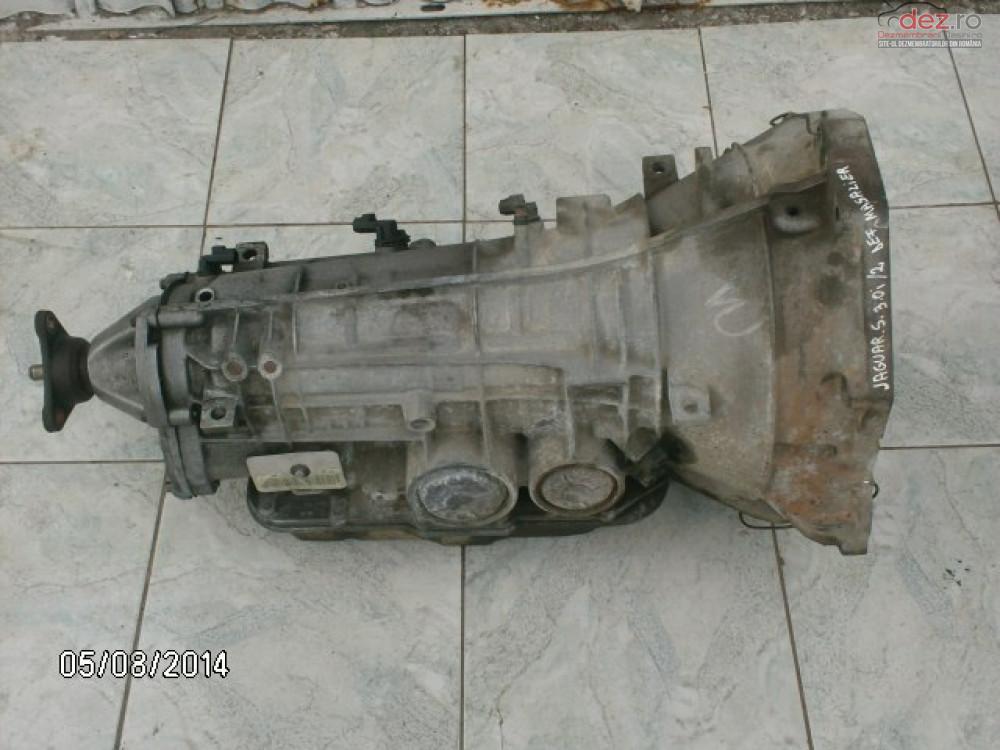 Cutie Viteze Automata Jaguar S Type 3 0 V6 (marsarier Defect) Piese auto în Urziceni, Ialomita Dezmembrari