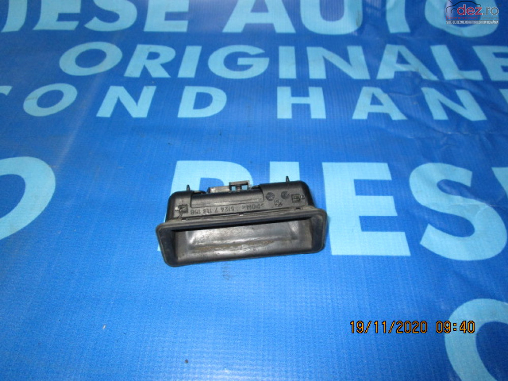 Maner Portbagaj Bmw E90 7118158 Piese auto în Urziceni, Ialomita Dezmembrari