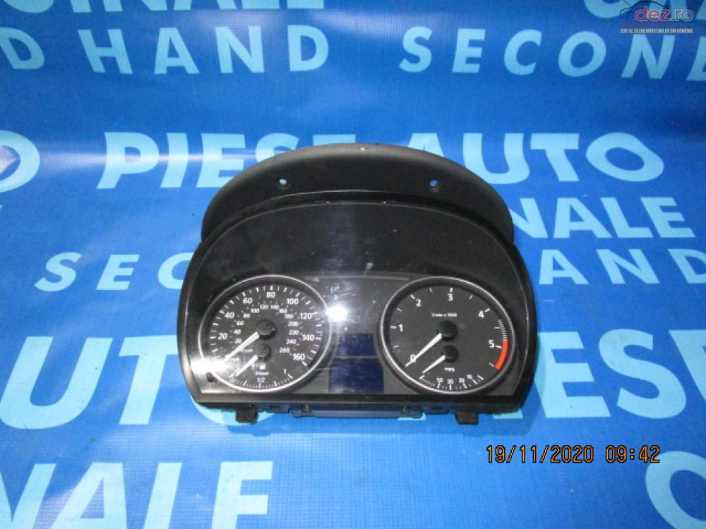 Ceasuri Bord Bmw E90 6983498 (volan Dreapta) Piese auto în Urziceni, Ialomita Dezmembrari