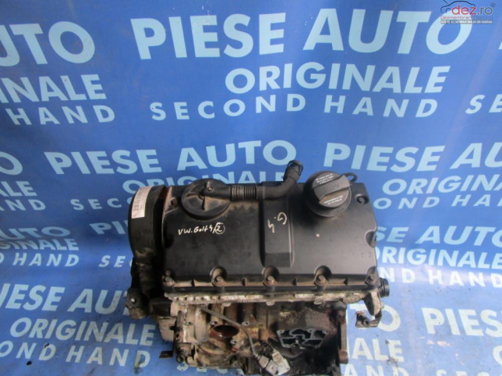 Motor Vw Golf 4 1 9tdi 2001 Piese auto în Urziceni, Ialomita Dezmembrari