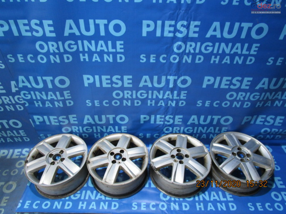 Jante Aliaj 16'' 4x0 98 Fiat Bravo (6 5j Lovite) Piese auto în Urziceni, Ialomita Dezmembrari
