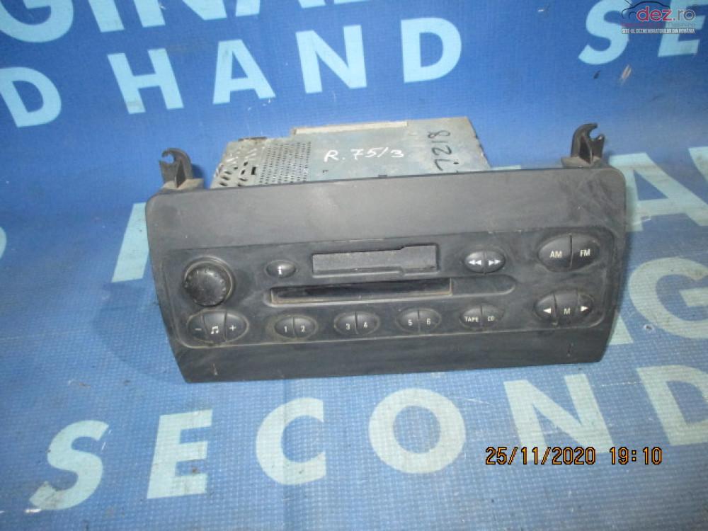 Casetofon Rover 75 2000 (caseta) Piese auto în Urziceni, Ialomita Dezmembrari