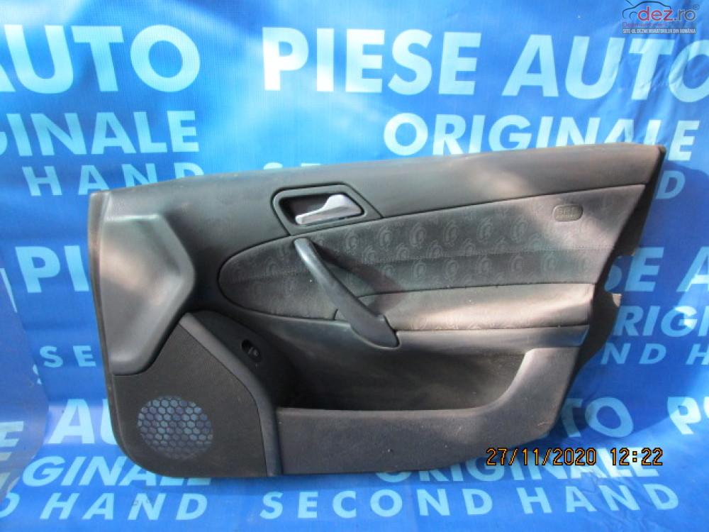 Tapiterie Mercedes C200 W203 2000 A2037200270 Piese auto în Urziceni, Ialomita Dezmembrari