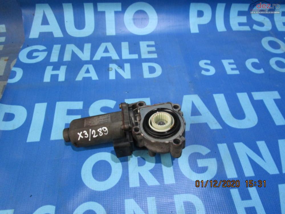 Motoras Cutie Transfer Bmw E83 X3 2 0d 7566250 Piese auto în Urziceni, Ialomita Dezmembrari