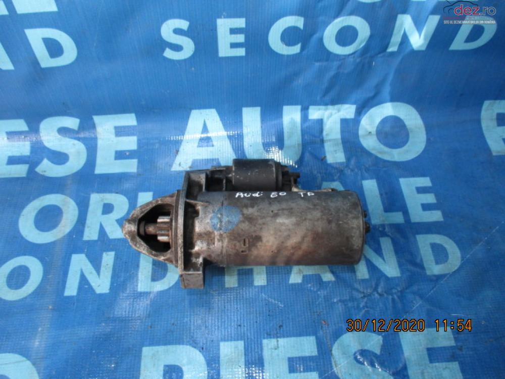 Electromotor Audi 80 B3 1 6td 1989 1005821128 Piese auto în Urziceni, Ialomita Dezmembrari
