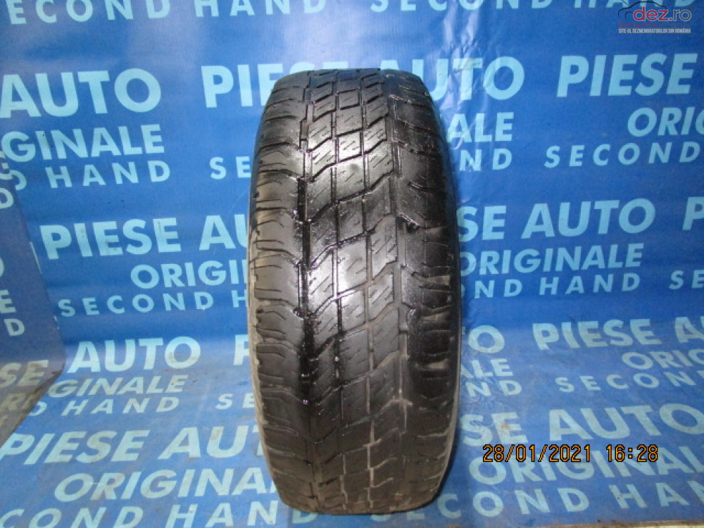 Anvelope de all seasons - 255 / 65 - R16 Pirelli