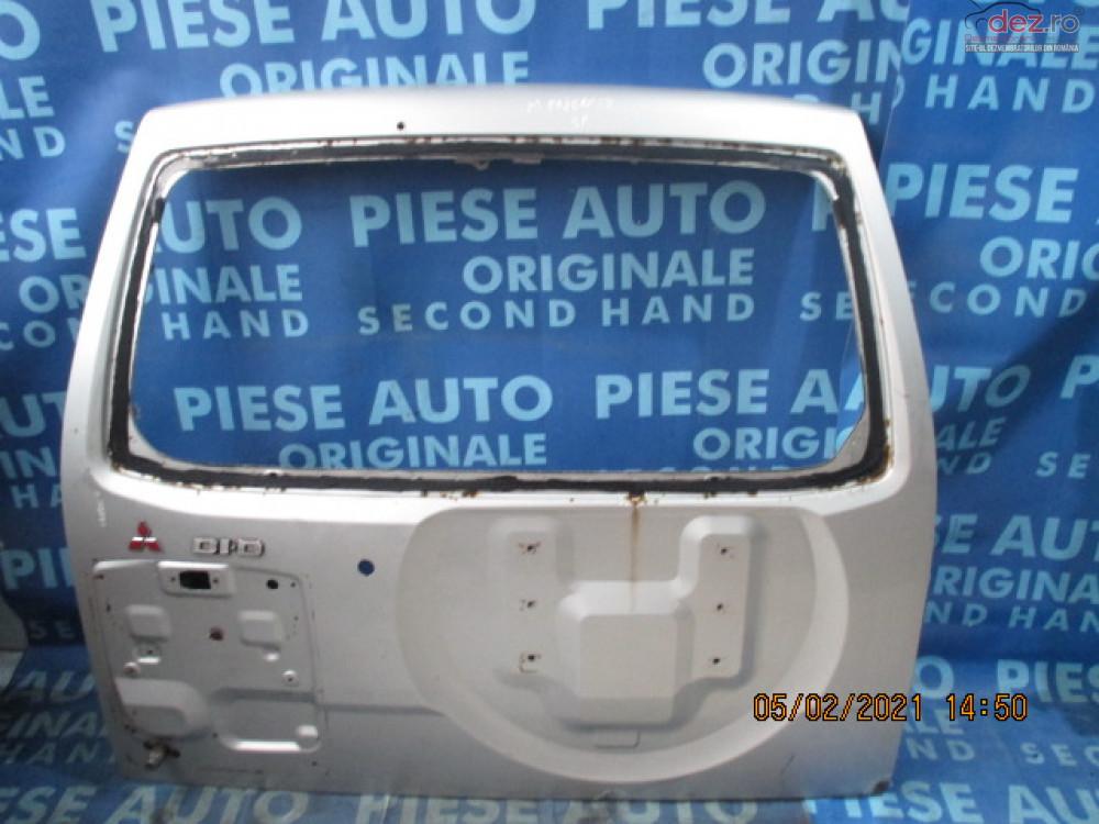 Hayon Mitsubishi Pajero 2001 (lovit Fara Luneta) Suv Piese auto în Urziceni, Ialomita Dezmembrari