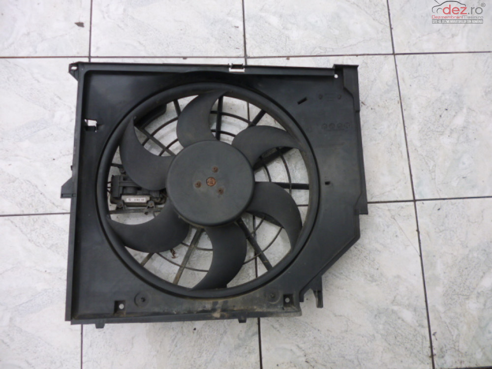 Ventilator Racire Motor Bmw E46 316i 1 8i N42 în Urziceni, Ialomita Dezmembrari